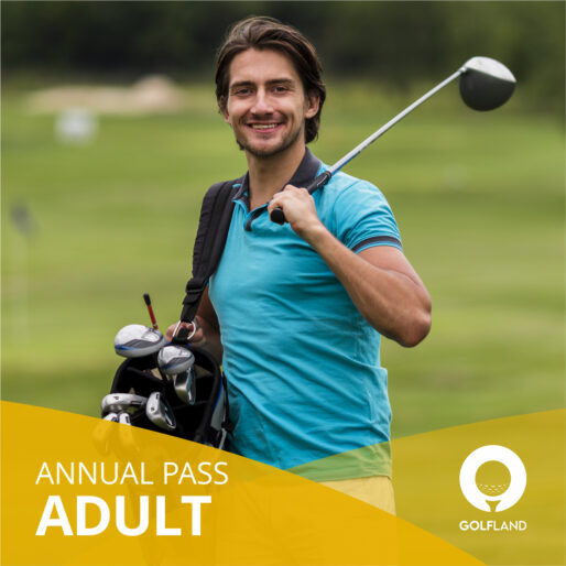 Annual pass - Adult - Golf Land - Alvor