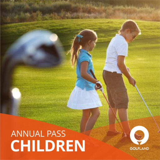 Annual pass - Children - Golf Land - Alvor