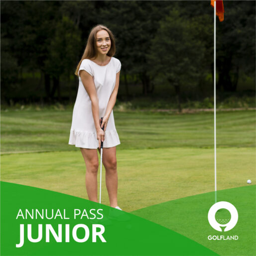 Annual pass - Junior - Golf Land - Alvor