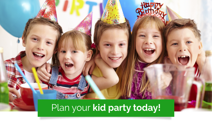 Kid party - Golf Land - Alvor