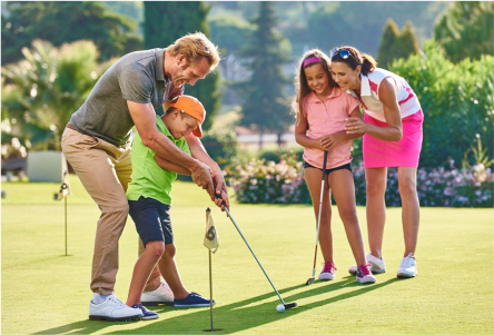 Family Package - Golf Land - Alvor