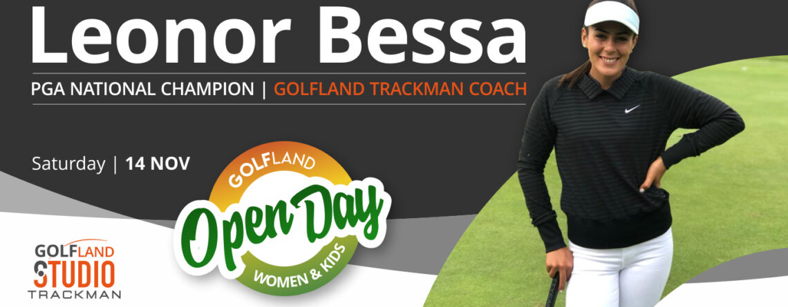 Leonor Bessa Open Day Golfland